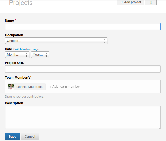 Are You Utilising The Projects Section Of Your LinkedIn Profile