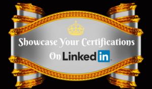 Certifications LinkedIn