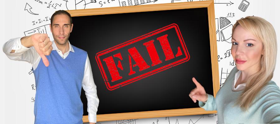 How to Dramatically Fail on LinkedIn