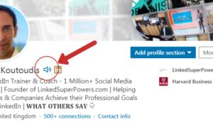 Voice Super Powers on LinkedIn